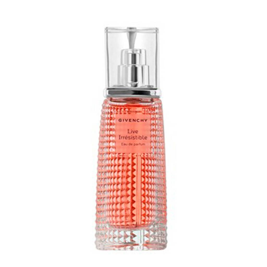 Givenchy Live Irresistible eau de parfum - 30 ml