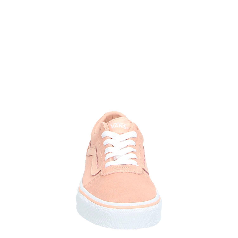 VANS Ward Platform sneakers zalmroze   wehkamp