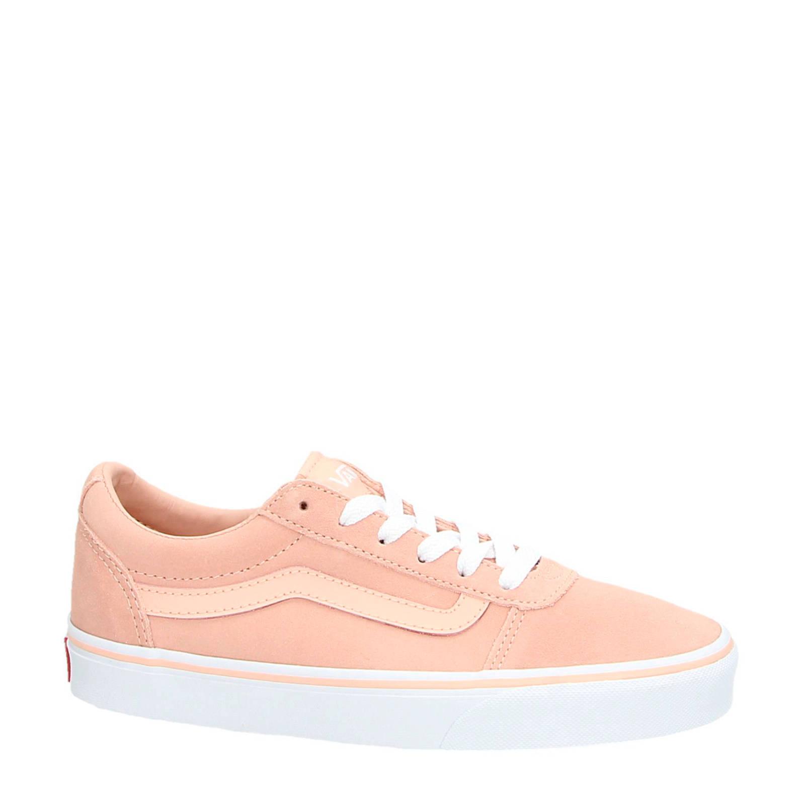 vans platform roze