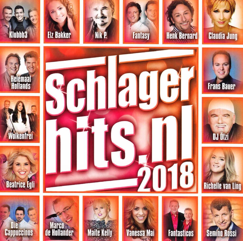 Various Artists - Schlagerhits 2018 Deel 1 (CD)