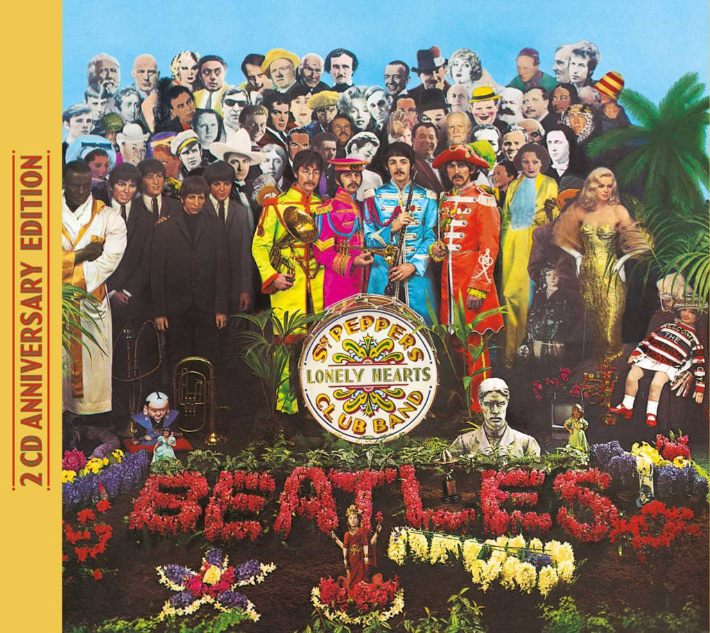 The Beatles - Sgt. Pepper's Lonely Hearts Club Ba (CD)