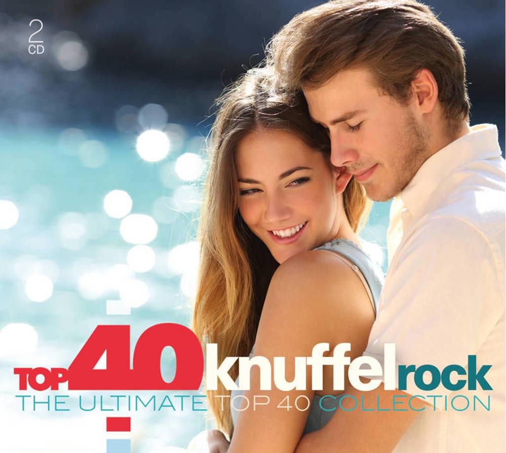 Various - Top 40 - Knuffelrock (CD)