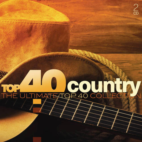Various - Country - Top 40 (CD) kopen