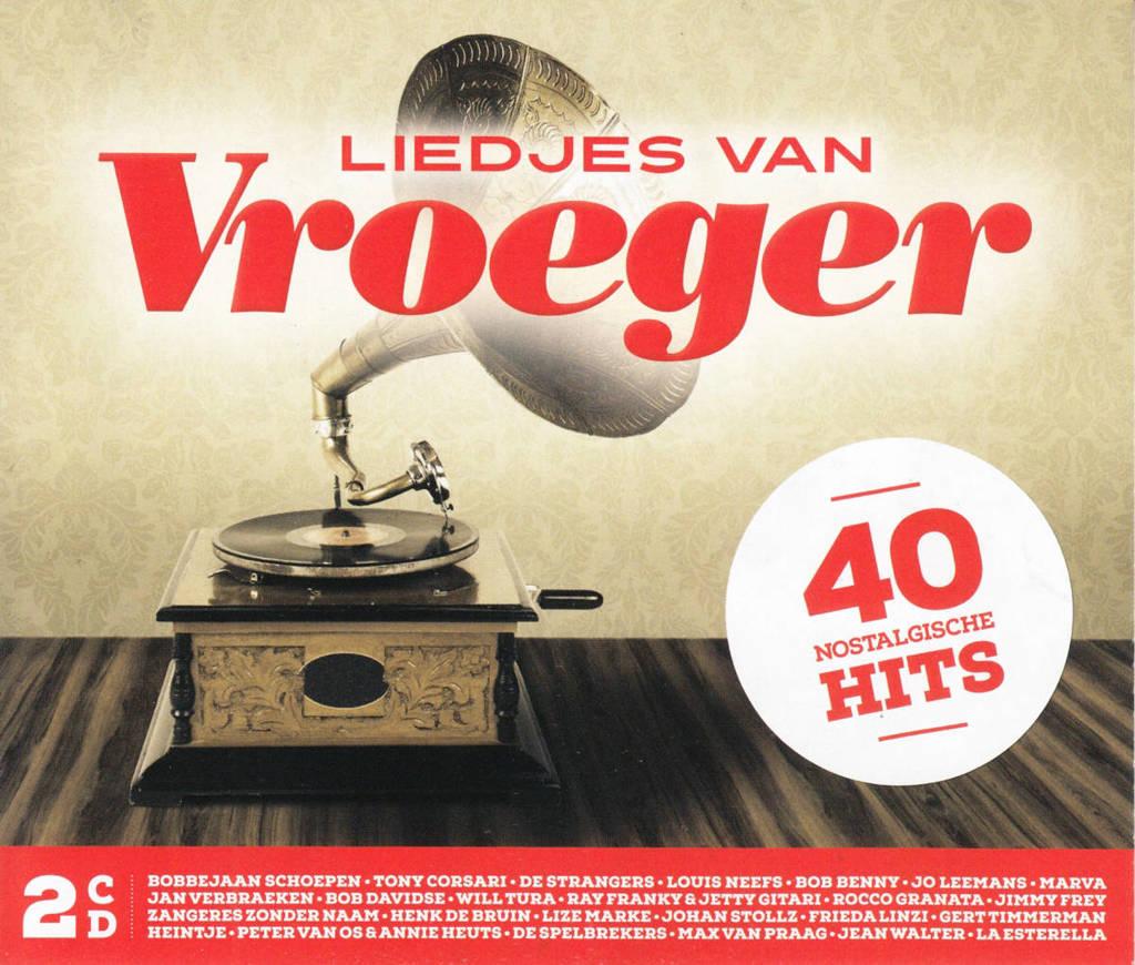 Various - Liedjes Van Vroeger  (CD)