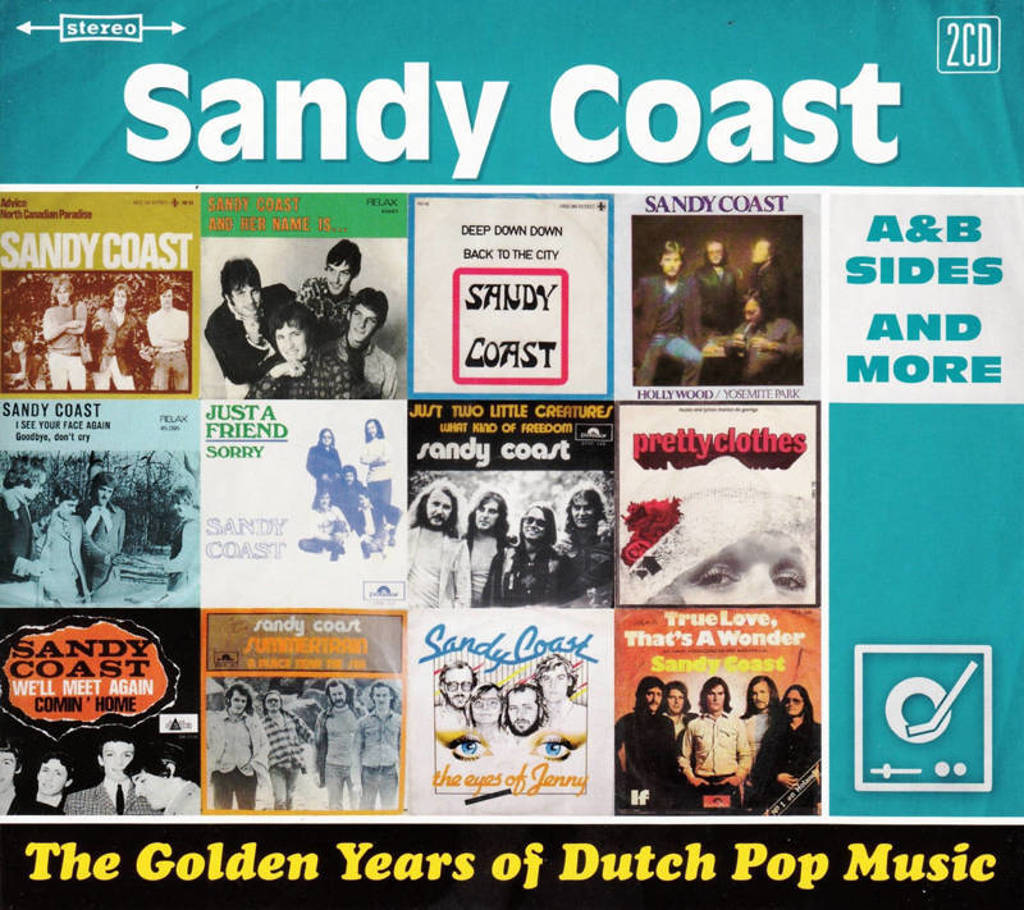 Sandy Coast - Golden Years Of Dutch Pop Music (CD)