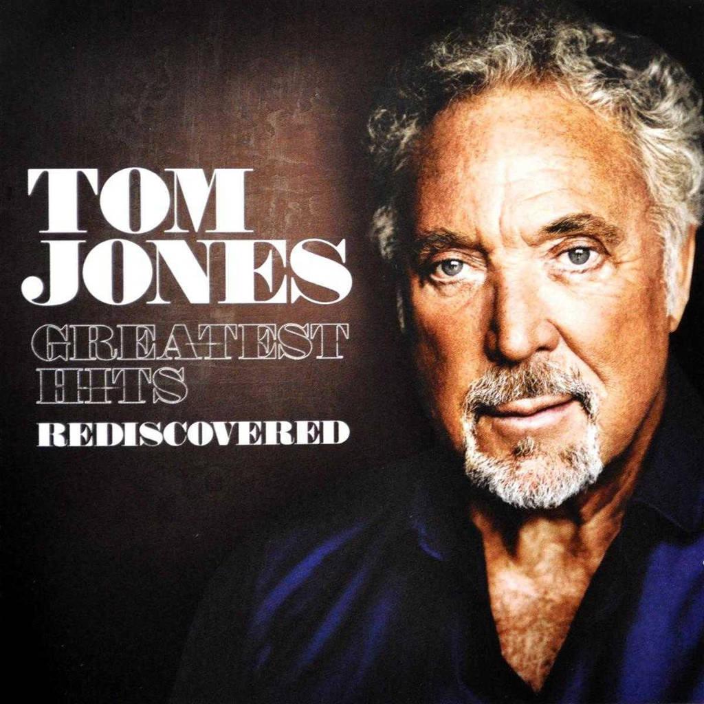 Tom Jones - Greatest Hits - Rediscovered (CD)