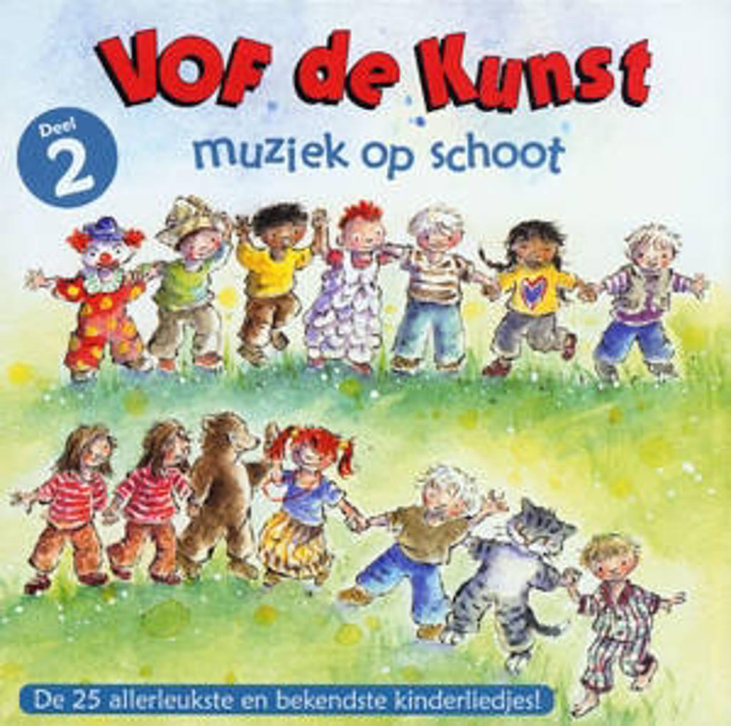 VOF de Kunst - Muziek Op Schoot Deel 2 (CD)