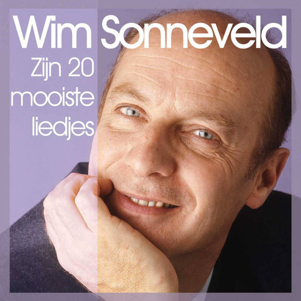 Wim Sonneveld - Zijn 20 Mooiste Liedjes (CD)