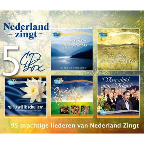 Various - Eo Nederland Zingt (5Cd) (CD) kopen