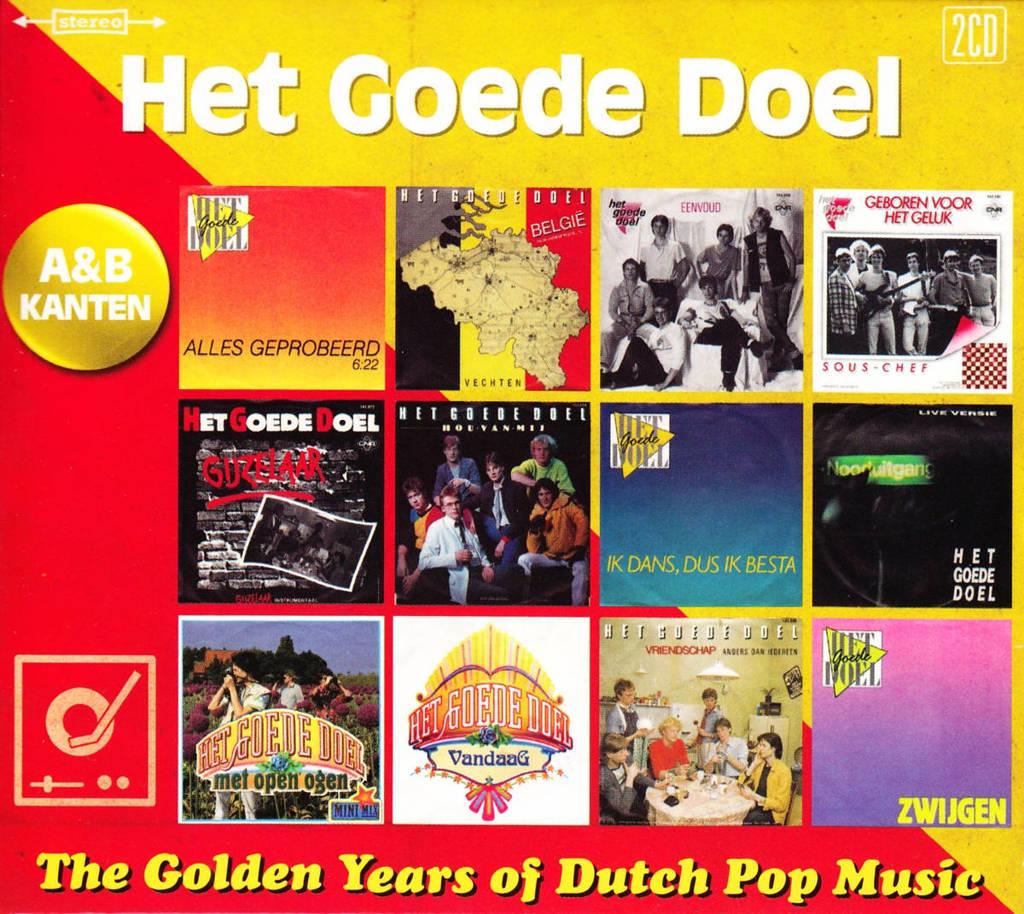 Het Goede Doel - Golden Years Of Dutch Pop Music (CD)
