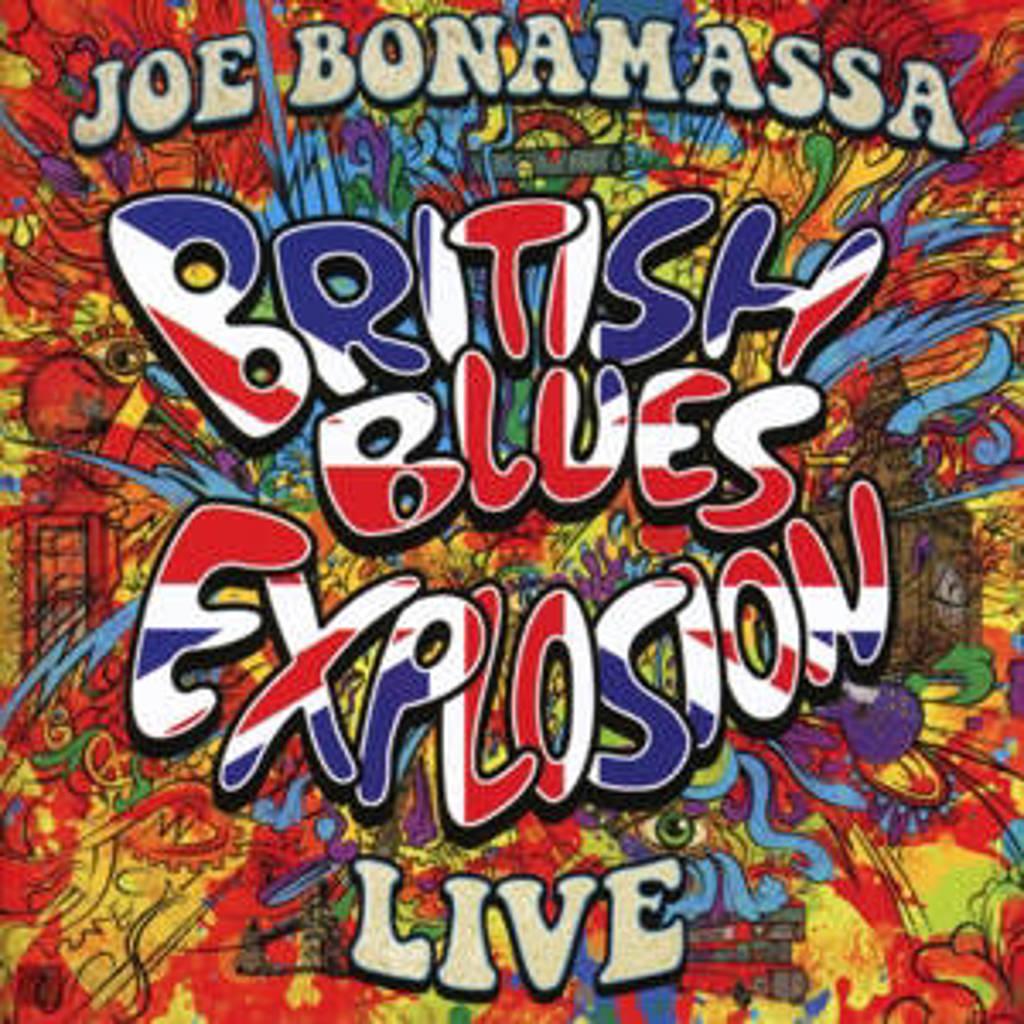 Joe Bonamassa - British Blues Explosion.. (CD)