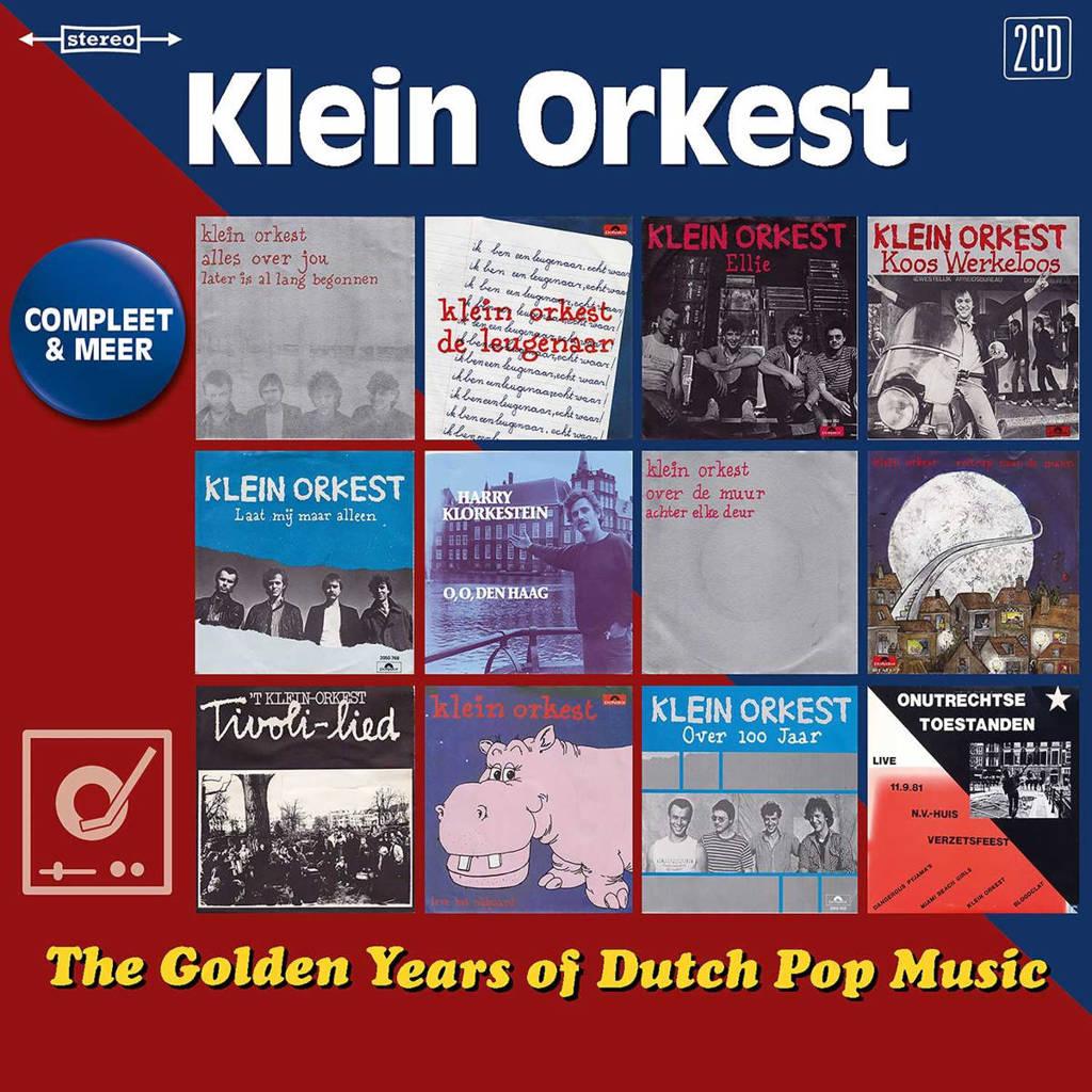 Klein Orkest - Golden Years Of Dutch Pop Music (CD)