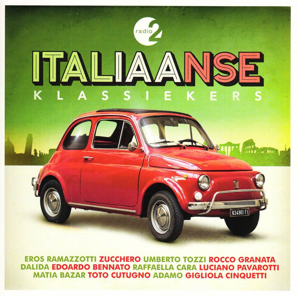Various Artists - Radio 2: Italiaanse Klassiekers (CD)