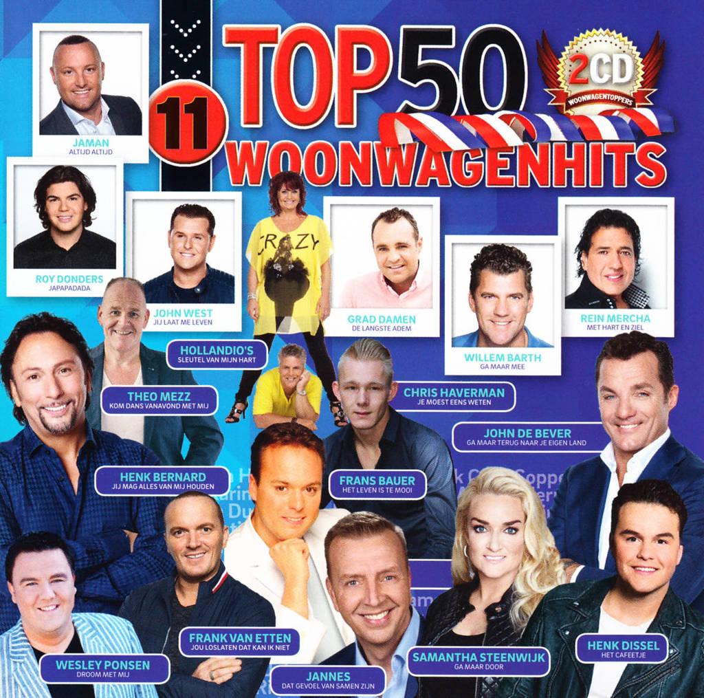 Various Artists - Woonwagenhits Top 50 Volume 11 (CD)