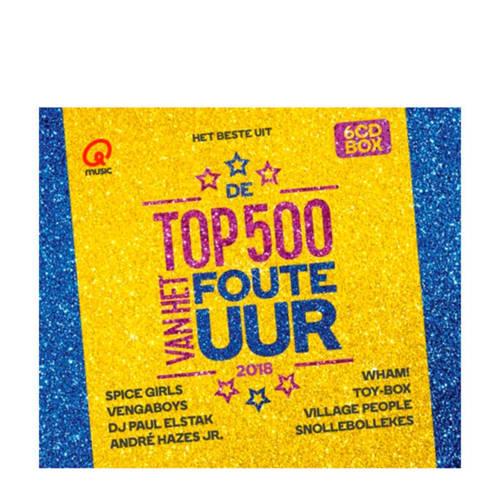 Various - Qmusic Top 500 Van Het Foute Uur 2018 (CD) kopen