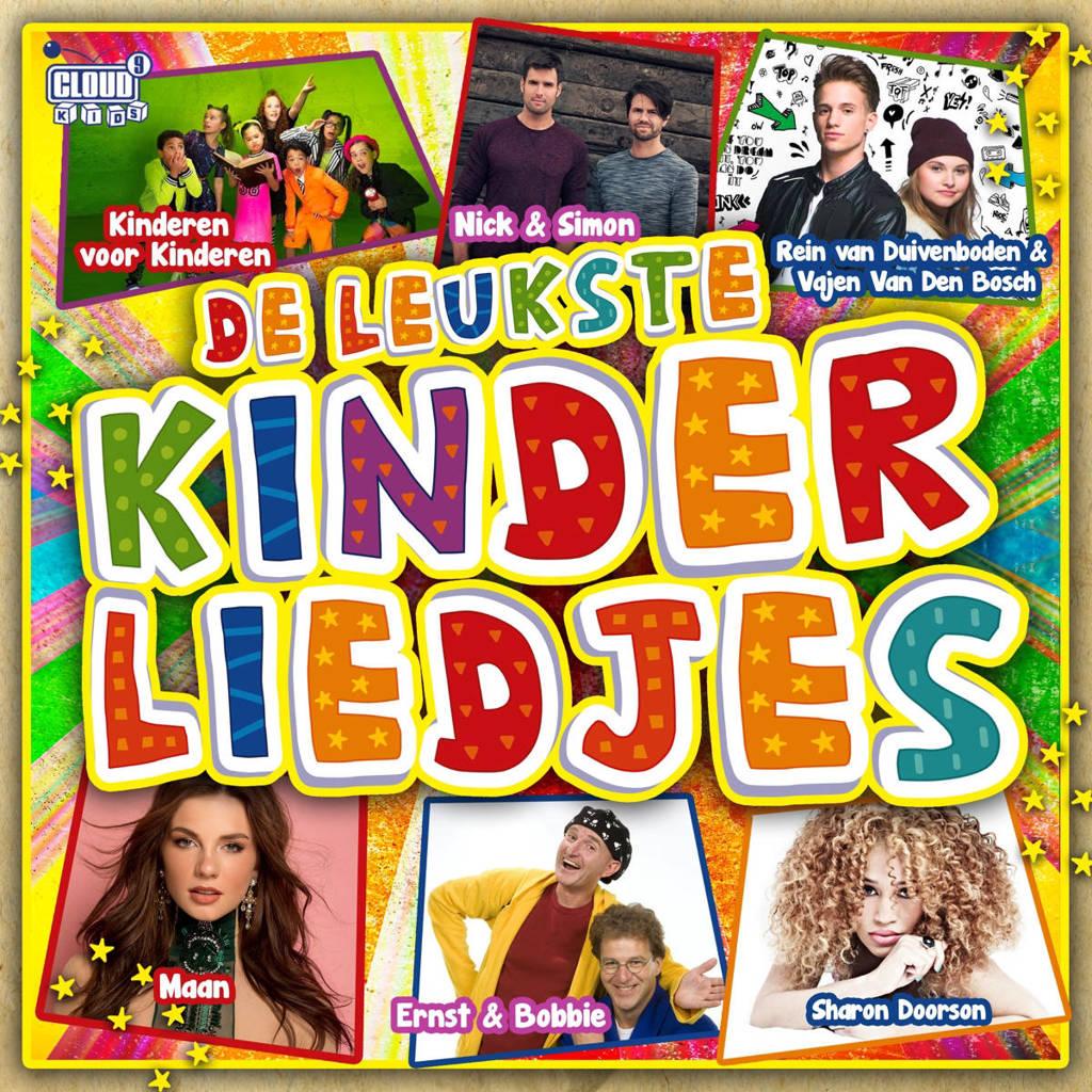 Various Artists - De Leukste Kinderliedjes (CD)