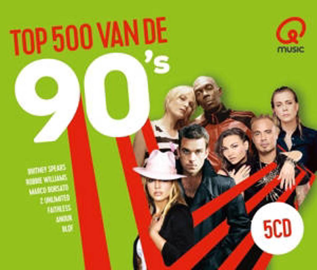 Various - Qmusic Top 500 Van De 90'S (20 (CD)
