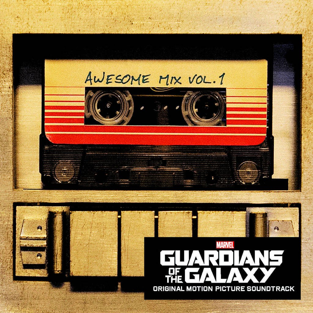 Various - Guardians Of The Galaxy (CD)