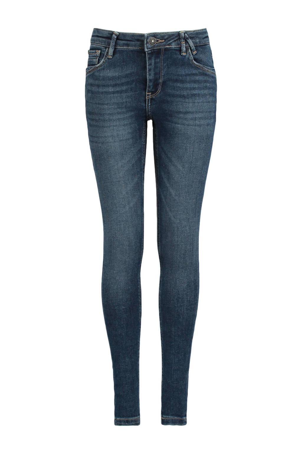 America Today Junior skinny jeans dark denim, Dark denim