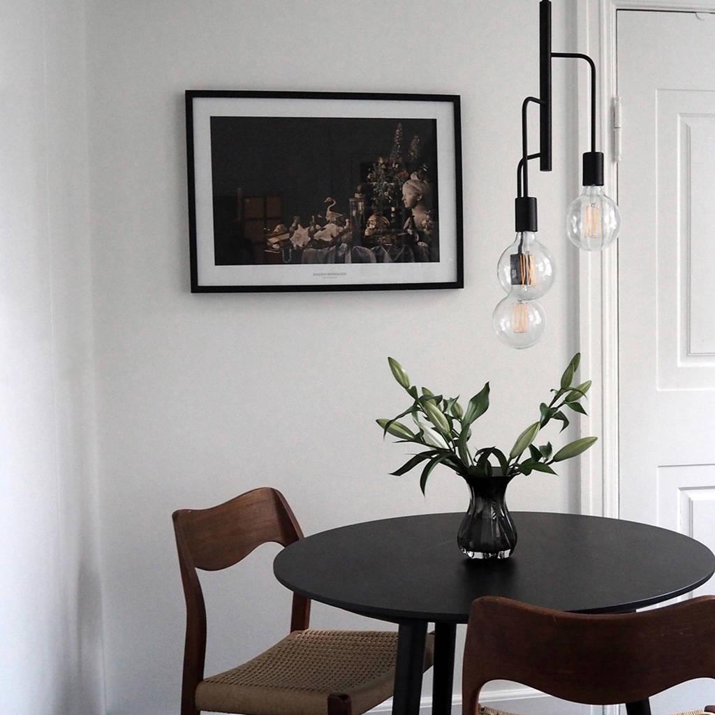 Frandsen hanglamp Cool, Zwart
