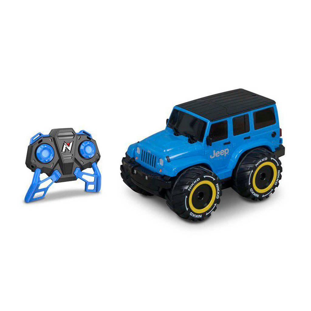 Nikko Jeep Nano VaporizR bestuurbare auto