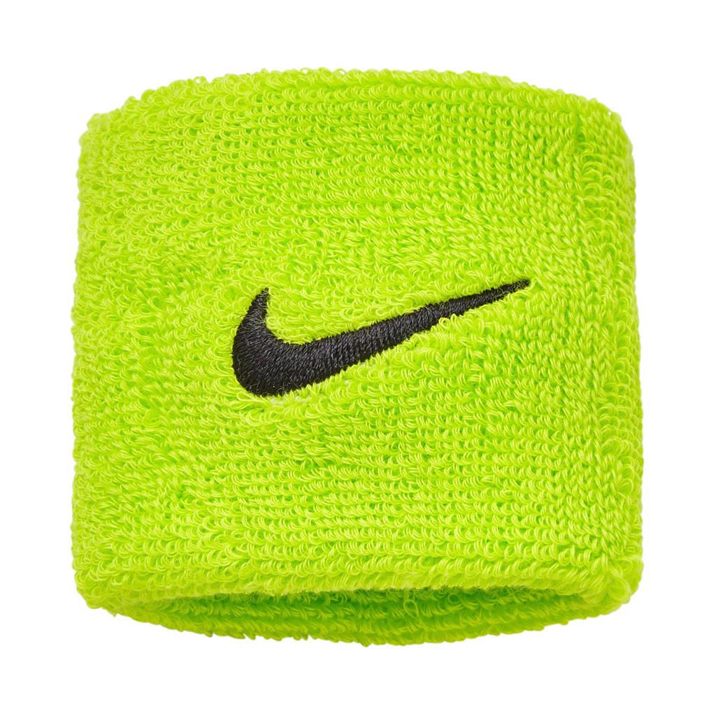 Nike   polsband - set van 2, Lichtgroen