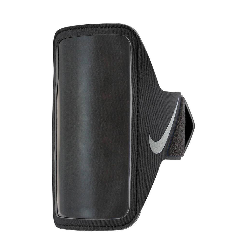 Nike multi-media armband zwart