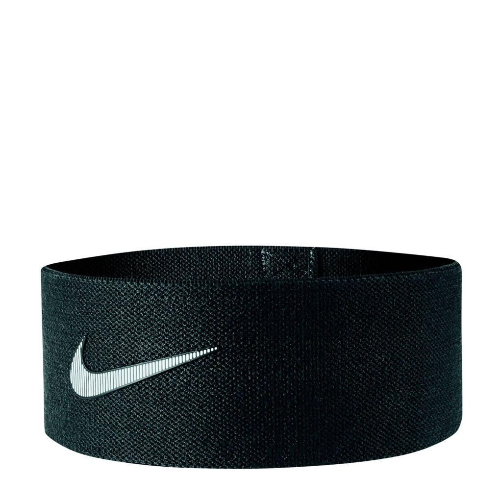 Nike weerstandsband Resistance Loop zwart, Zwart