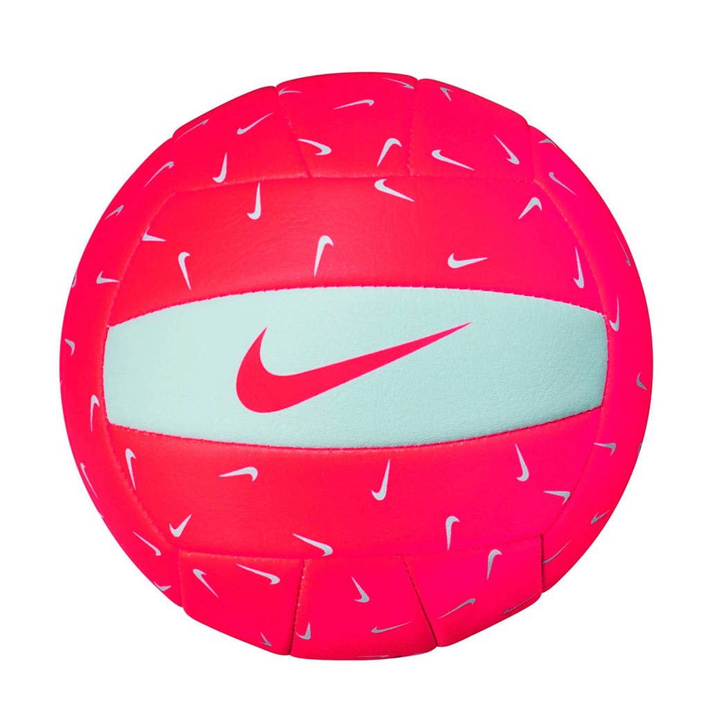 Nike volleybal Skills mini rood, Rood/wit