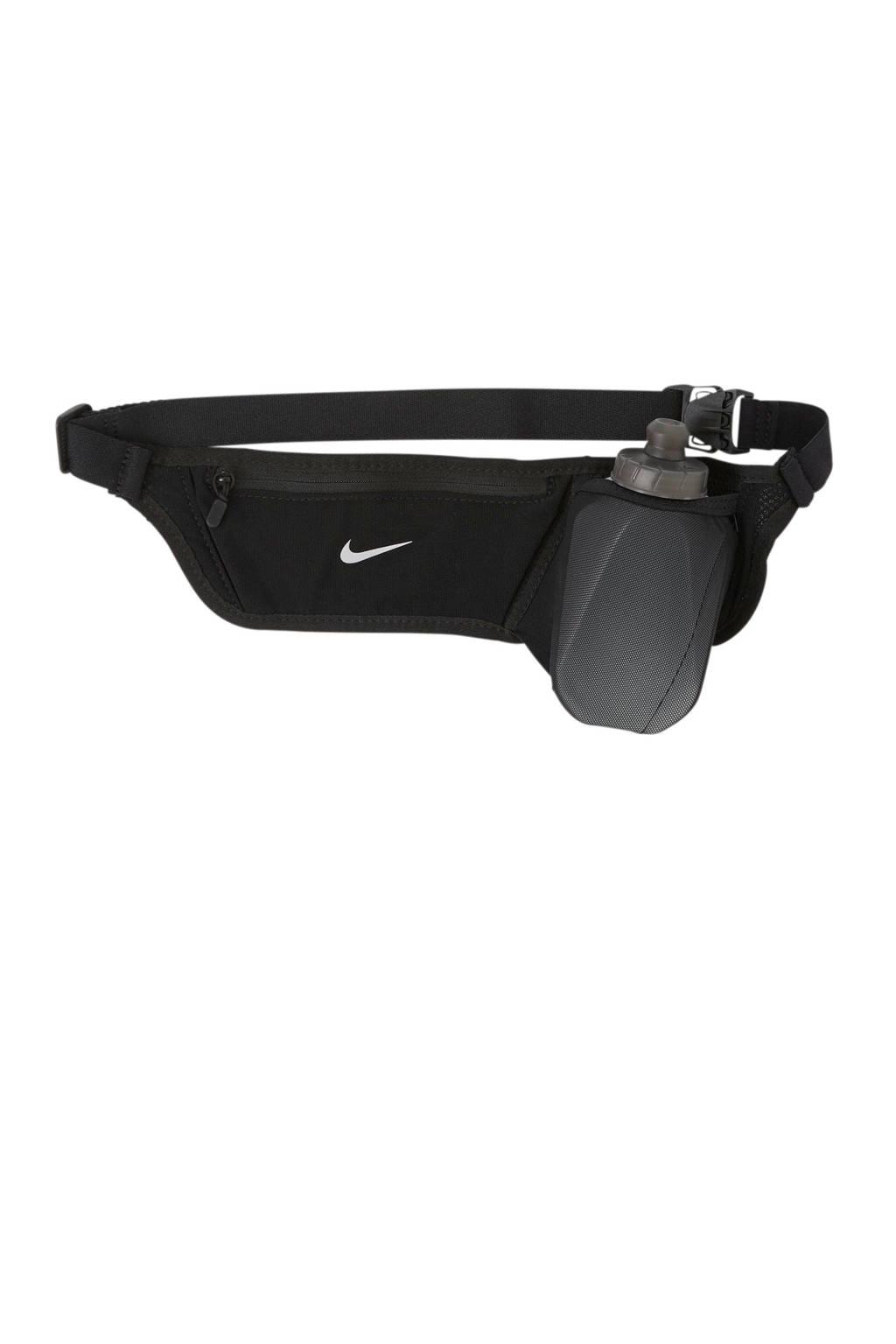 Nike heuptas Pocket Flask Belt 10OZ zwart