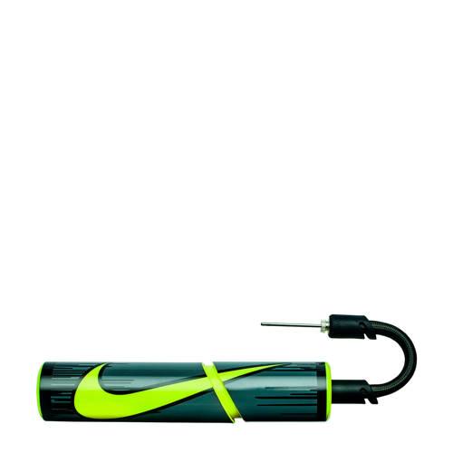 Nike ballenpomp Essential zwart/geel kopen