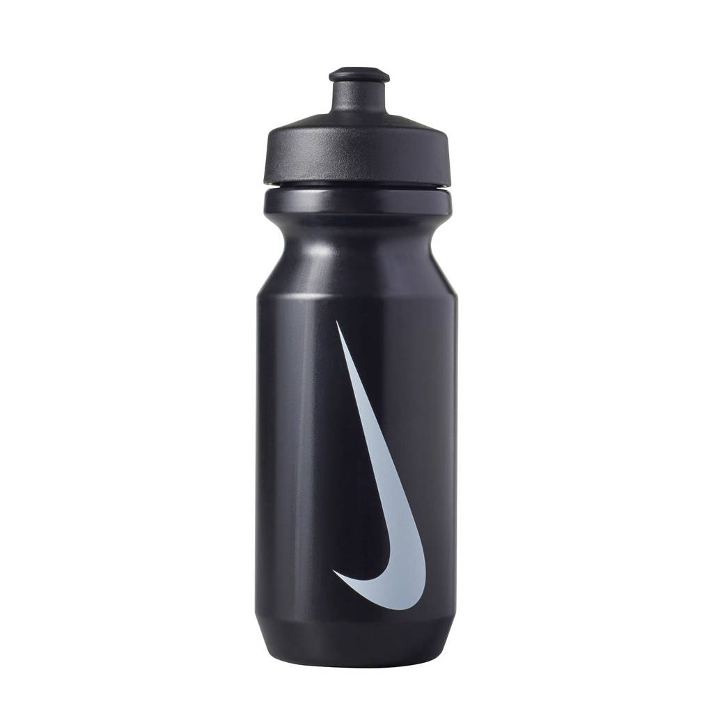 Nike Bidon 650 ml, Zwart/wit