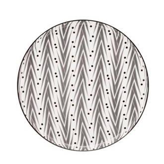 Lemon Grass gebaksbord (Ø17 cm)