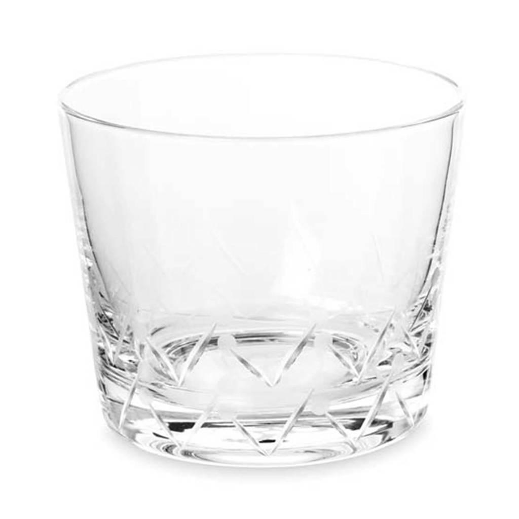 Designed for Living Lemon Grass waterglas (Ø7 cm), Glas