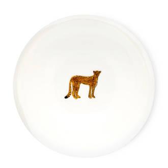 Cheetah kom (Ø15 cm)