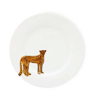 Cheetah dinerbord (Ø27 cm)
