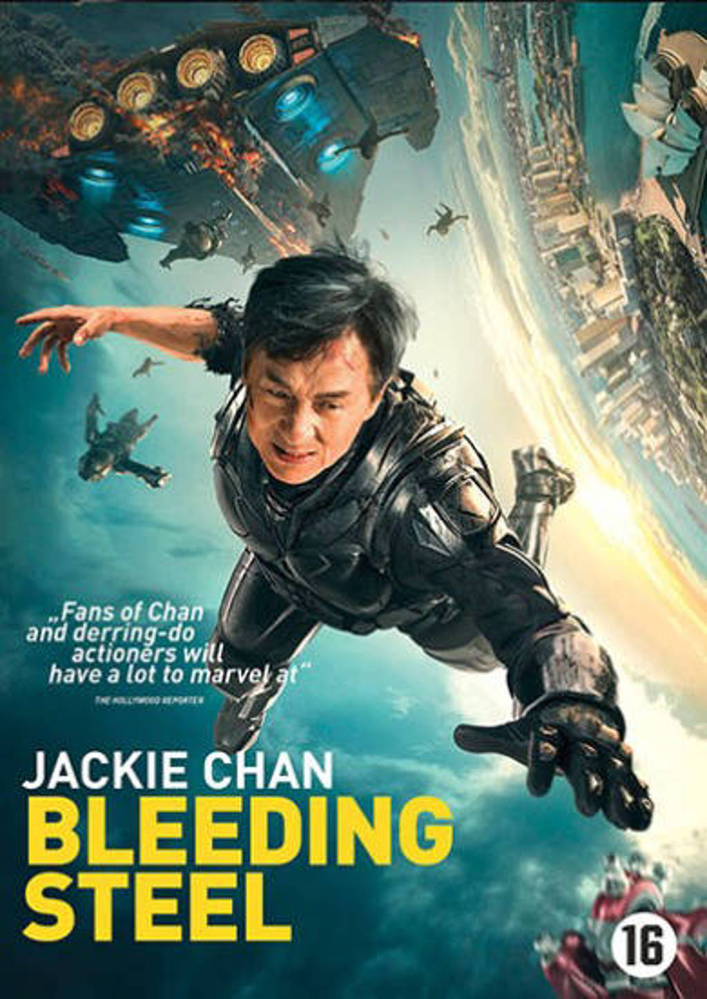 Bleeding steel (DVD)