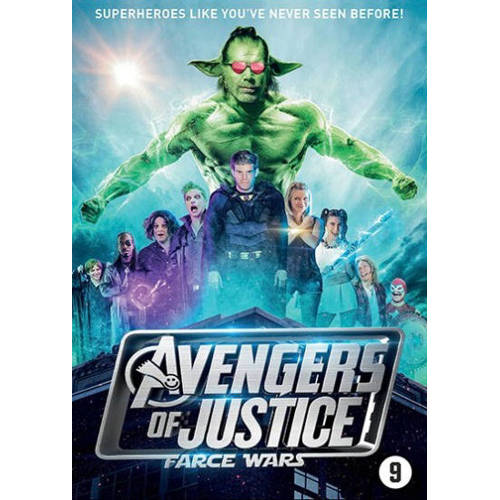 Avengers of justice - Farce wars (DVD)