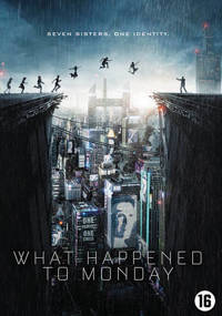 What happened to monday  (DVD)