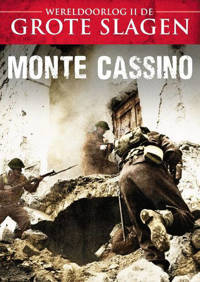 Wereldoorlog II de grote slagen - Monte Cassino (DVD)