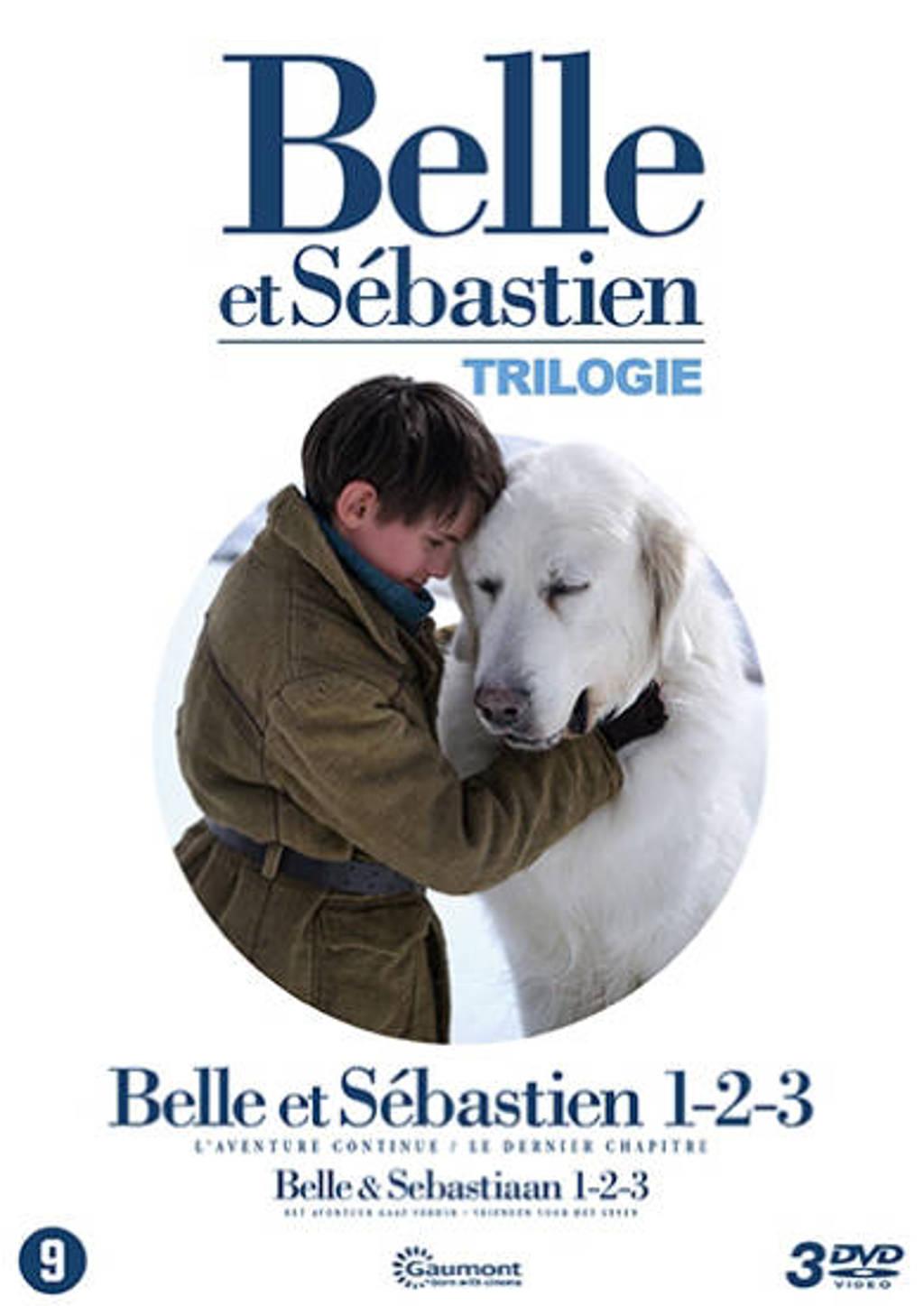 Belle & Sebastiaan 1-3 (DVD)