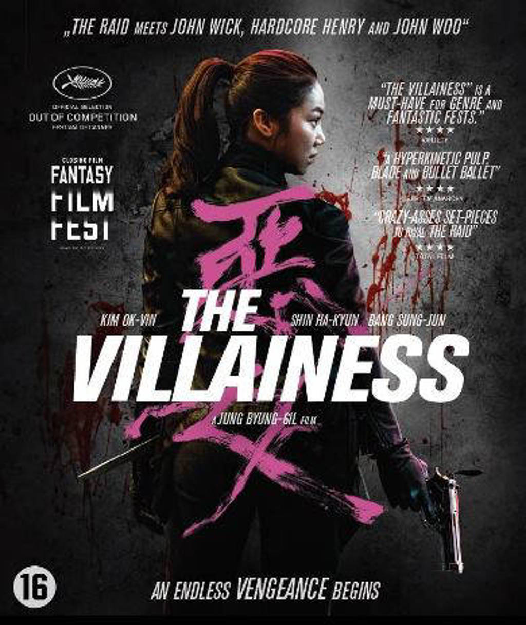 Villainess (Blu-ray)