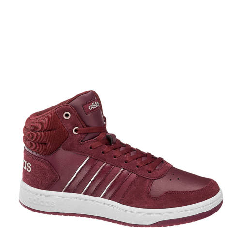 Hoops Mid 2.0 sneakers bordeaux