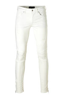 Clockhouse skinny fit jeans wit