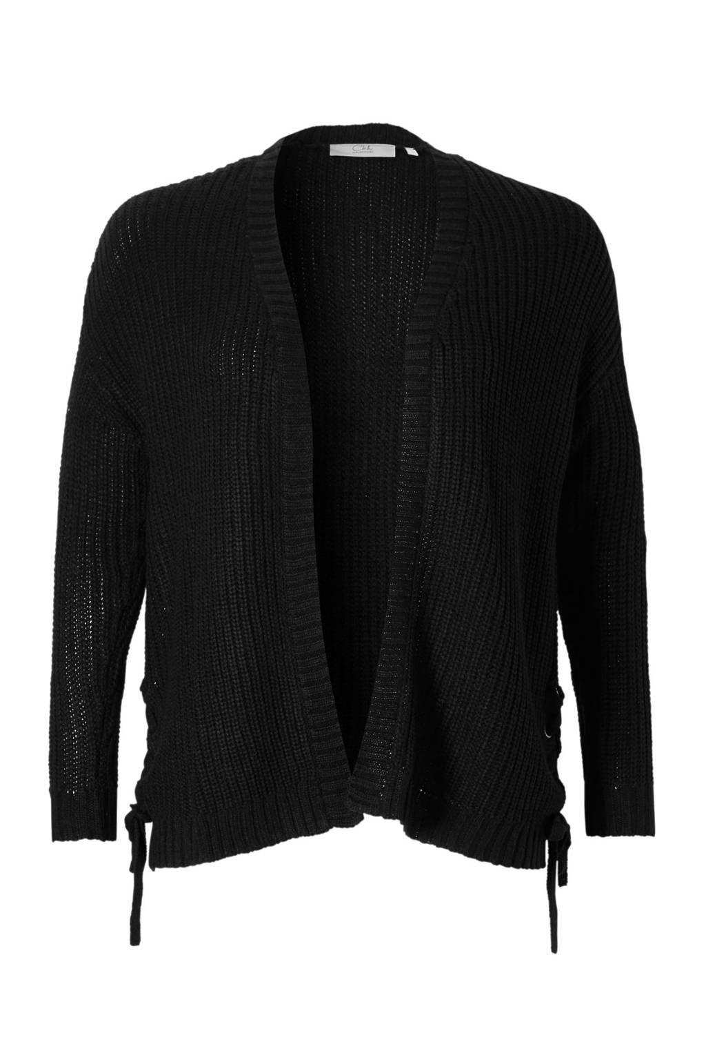 C&A XL Clockhouse vest zwart, Zwart