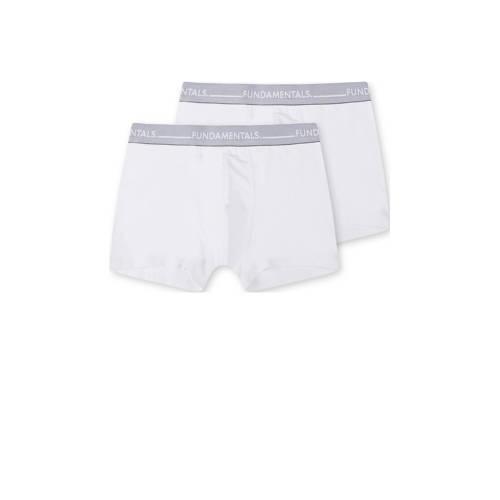 WE Fashion Fundamental boxershort (set van 2)