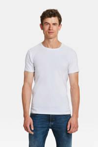 WE Fashion T-shirt wit - set van 2, Wit