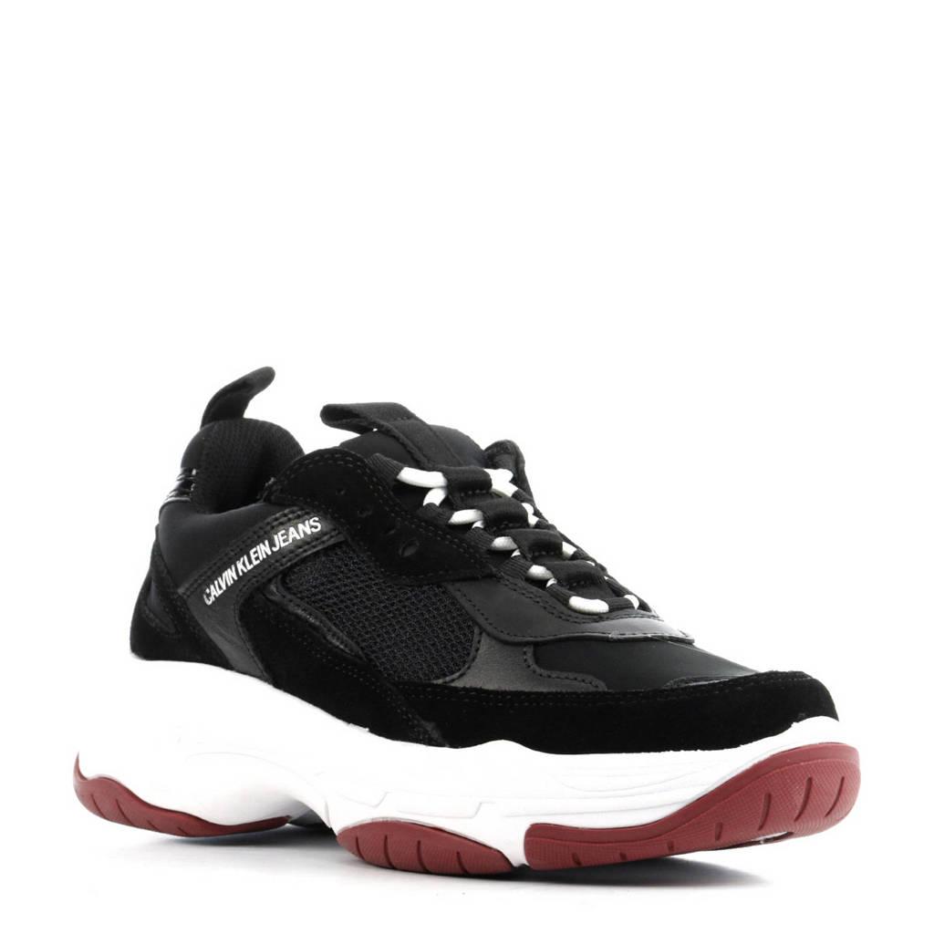 Calvin Klein Jeans  sneakers zwart, Zwart