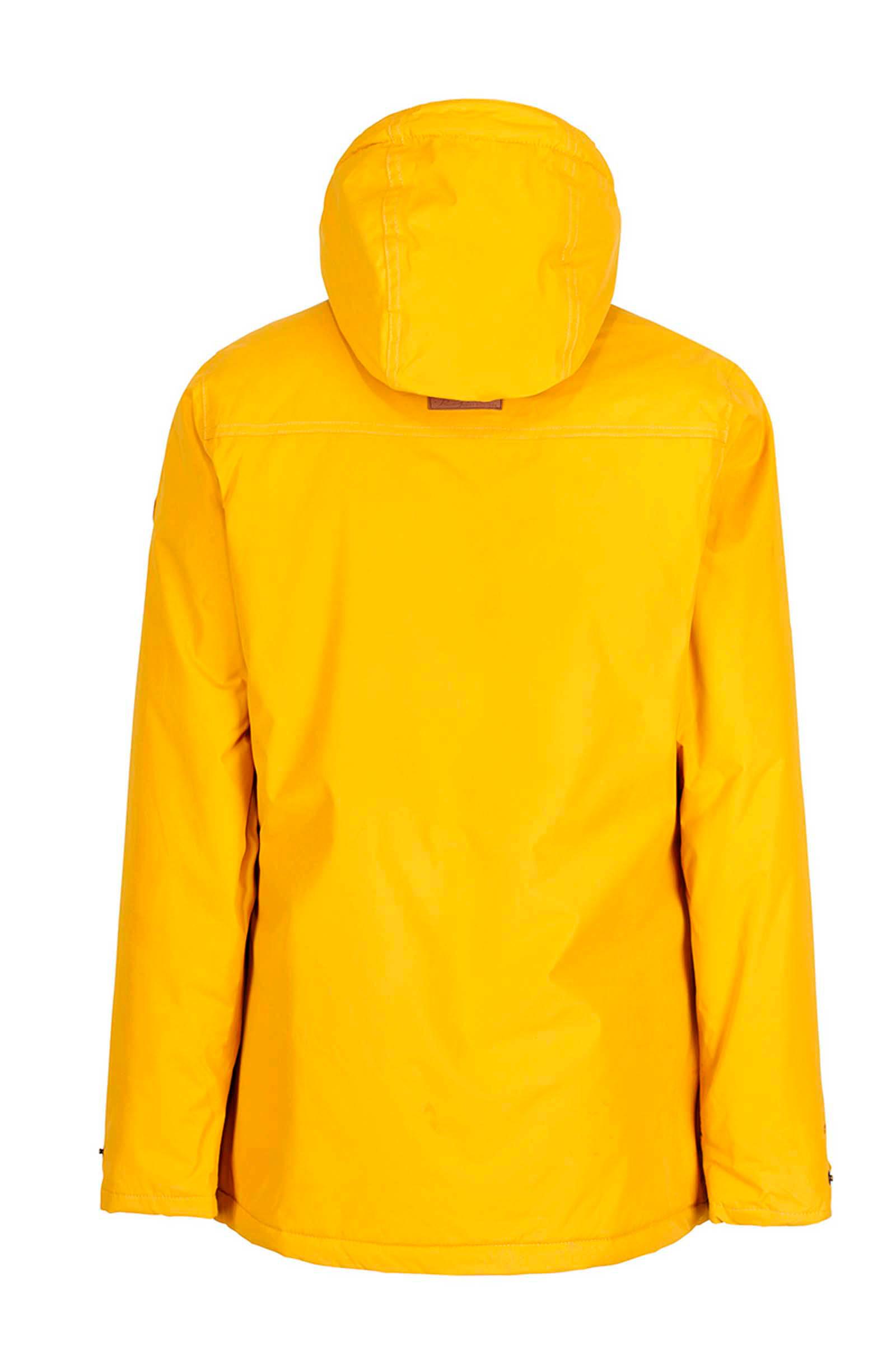 Regatta jas Bergonia geel | wehkamp
