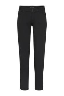 regular broek zwart